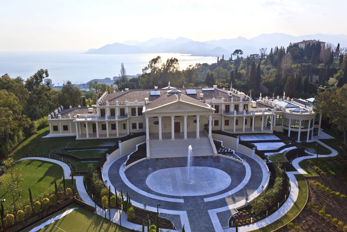 Inside the Mega Mansions